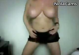 MILF Wifes Worn Panties Sold On Cam