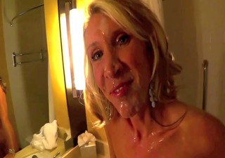 Cougars and Milfs Receive Degraded two -
