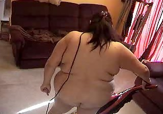 in nature ghetto doxy alma smego cleaning her