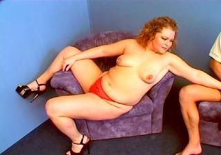 big beautiful woman on the wild side