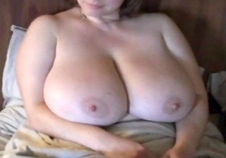 a redhead-bbw-milf with huge billibongs